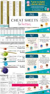 cheet sheets great cheat sheets for knitters