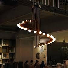 spiral chandelier vintage spiral chandelier stage lighting fixture ceiling lamp home decor suspension suspension ceiling lamp fixture light spiral crystal