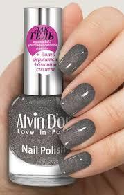 """Серый с шиммером гель-<b>лак для ногтей</b> """"Alvin Dor"""" №16120 ..."""