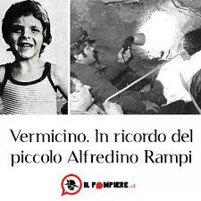 Quarant'anni dalla tragedia di Vermicino. In ricordo del piccolo Alfredino  Rampi - IL POMPIERE