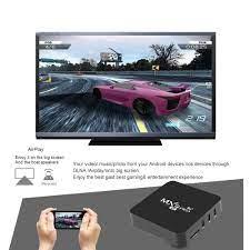 TV box MXQ PRO Androidbox 4gb 4K tivibox Android:10.1 1+8G/2+16G Bạn có thể  xem youtube và vân vân smartbox - Tivi box & Đầu thu kĩ thuật số