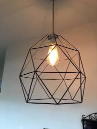 ikea pendant lamp shades ikea brunsta black geometric pendant light lamp shade