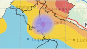 If the application does not load, try our legacy latest earthquakes application. 3 0 Magnitude Earthquake Hits Delhi Noida Faridabad Surrounding Areas India News Zee News