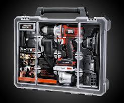 black and decker tools. black \u0026 decker matrix 6 tool combo kit and tools