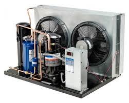 compresor refrigeracion. unidad condensadora con compresor copeland scroll au45/zb-19-kce tfd refrigeracion