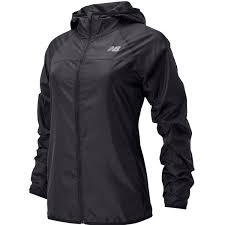 new balance running <b>jacket accelerate windcheater reflective</b> black ...