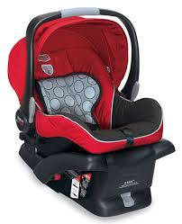 com britax b safe infant car seat red prior model rear facing child safety car seats baby