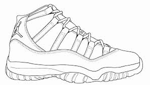 Coloring is a fun way to develop your creativity, your concentration and motor we have coloring pages for all ages, for all occasions and for all holidays. Jordan Shoe Coloring Book Best Of Sneaker Free Coloring Pages Shoes Drawing Sneakers Drawing Jordan Coloring Book