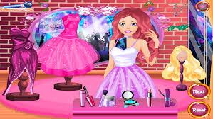 barbie princess dress dinner barbie and s sofia the first children s games free screenshot 3