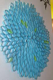 diy wall decor paper. Toilet-paper-roll-wall-art-10-2 Diy Wall Decor Paper