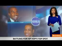 Battle Of The Charts Bloomberg Jay Z Vs Kanye West The Battle For Chart Supremacy
