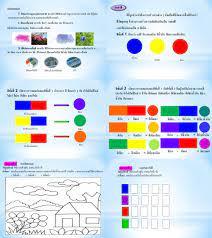 เอกสารประกอบการเรียนเรื่องสี
