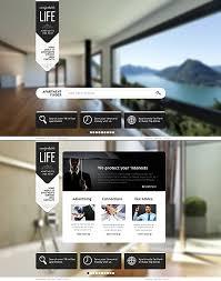 apartment website design. Real Estate Website Template #javascript #html #theme Http://www. Apartment Design