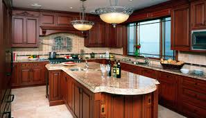 Small Picture Cherry Wood Kitchen Cabinets Colors exitallergycom