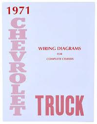 1971 gm truck parts literature multimedia literature wiring 1971 truck wiring diagram