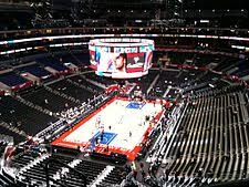 Staples Center Seating Chart For Ufc Staples Center Wikipedia