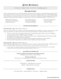 Pastry Chef Resume Template Executive Chef Resume Template Luxury