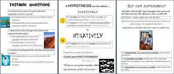 5th Grade Fantastic: Science Anchor Charts (Qualitative vs ...