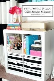home office storage solutions small home. office small storage ideas home supply functional chic solutions