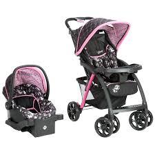 baby car seat stroller set juvenile saunter travel system stroller car seat in wonderland value town baby car seat stroller