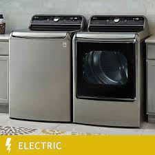 lg washer and dryer. lg mega capacity steam 5.7cuft turbowash washer 9.0cuft electric dryer with easyload door in lg and
