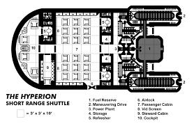 Dragonsfoot U2022 View Topic  SF General Spaceship IdeasPlansSpaceship Floor Plan