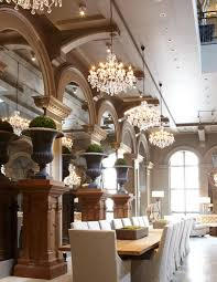 restoration hardware 39 s boston flagship opens in a historic building
