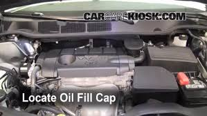 How to Add Oil Toyota Venza (2009-2016) - 2009 Toyota Venza 2.7L 4 Cyl.
