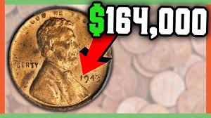 Penny Values Chart 164 000 Rare Pennies Worth Money Penny Values By Year