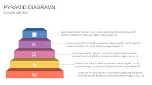 Ppt Pyramid Pyramid Diagrams