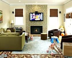 tv above fireplace decorating ideas living room ideas above fireplace small ng with and on opposite