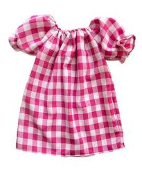 Caught Ya Lookin Pink Gingham Priscilla Bishop Dress - Infant, Toddler &  Girls | Best Price and Reviews | Zulily