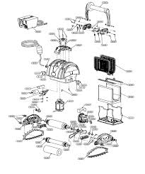 Aquaproducts elektrische poolroboter ersatzteile teile