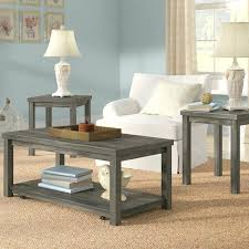 3 piece coffee table set target