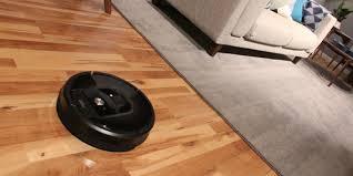 best hardwood floor cleaning robot
