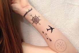 Tetování Letadlo