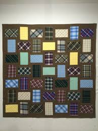 10 best Made from Dress Shirts - Quilts and Items images on ... & Scrappy throw quilt made from men's dress shirts and flannel shirts and a  coordinating fabric. Adamdwight.com