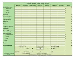 Bi Weekly Budget Spreadsheet Template Unique Bi Weekly Monthly Bud ...
