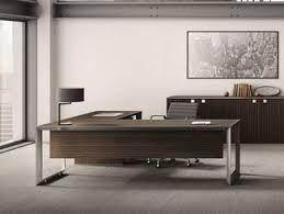 Office desks wood Luxury Lshaped Steel And Wood Office Desk 4590 Steel And Wood Office Home Depot Steel And Wood Office Desks Archiproducts