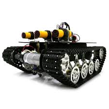 ts100 tank chassis shock absorber metal