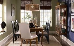 green dining room colors. Wooden Counter Height Farm Dining Table Room Paint Colors Green Four Pieces Covered Leather