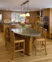 Kitchen Island With Attached Table Dining Islands Lower Home