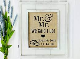 prints prints prints marriage wedding gift for men wedding gifts for two men same
