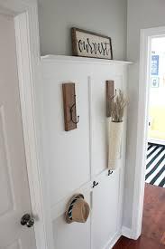 Room And Board Coat Rack Board and Batten Coat Rack is Done Entryway Drop Zone Progress 99