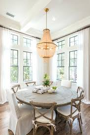 round wood dining table love this breakfast nook and the rustic wood round table and chairs