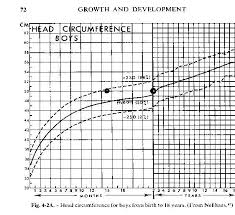 Infant Head Growth Chart Head Size Percentile Answers On Healthtap