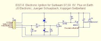 electronic ignition circuit diagram info electronic ignition circuit diagram wiring diagram wiring circuit