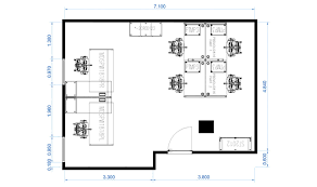 office furniture plans. A 2D Plan View Is Provided To Show Available Working Space Around Your New Office  Furniture Layout. All Plans Are Marked Up With Product Codes Help