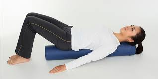 「肩甲骨 ストレッチポール」の画像検索結果