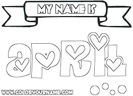Name Tag Coloring Pages Luxury Create Your Own Coloring Page With